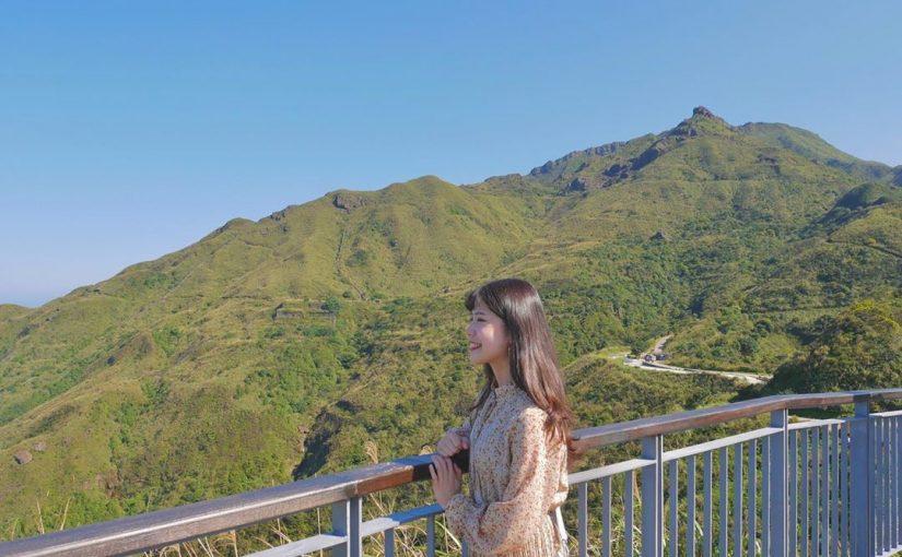 金瓜石秘境  全台最美海景步道【報時山棧道】360度零死角賞海景、拍美照
