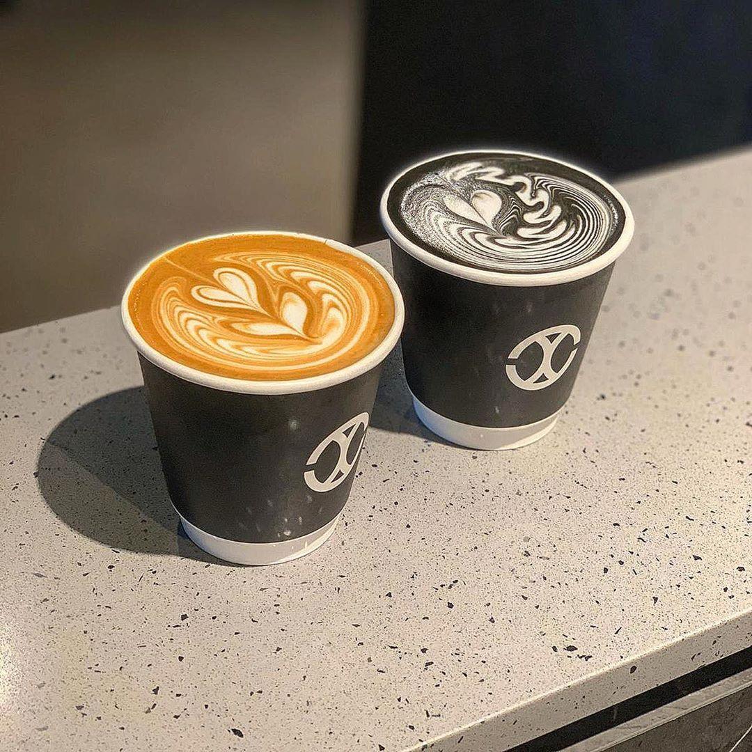 CHLIV冠軍拉花咖啡