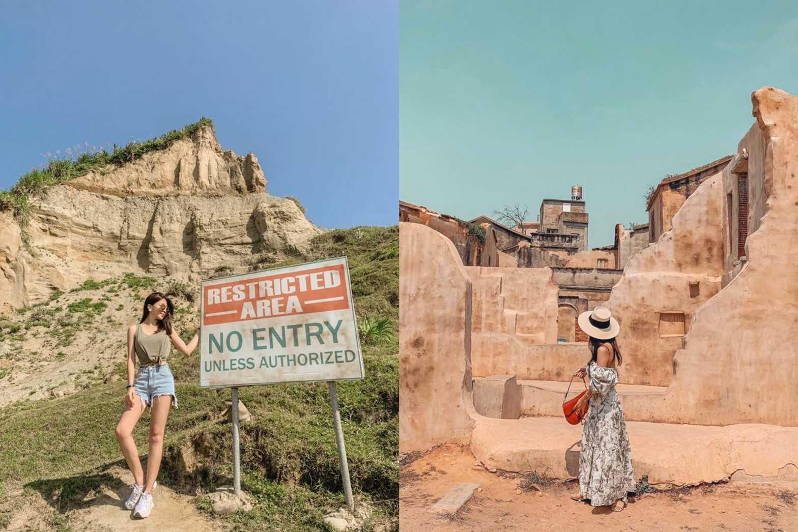 2020全台景點推薦|全台10處『偽出國』超美景點,不用出國也能環遊世界!