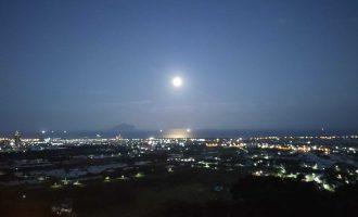 中秋連假賞月天氣預報