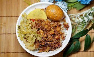 新竹市美食小吃-滷肉飯-timmyblog.cc