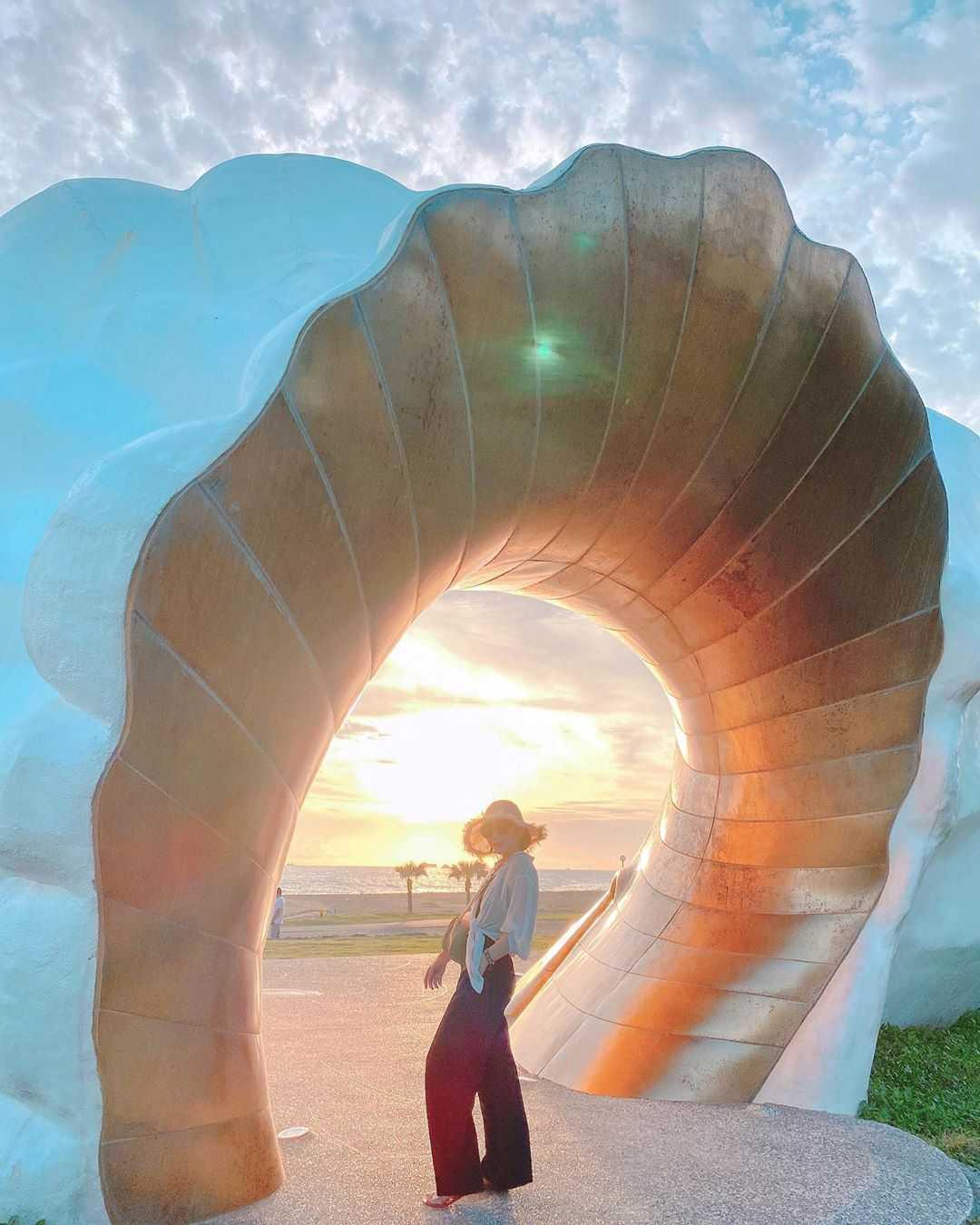 高雄景點推薦 |#8 旗津貝殼館