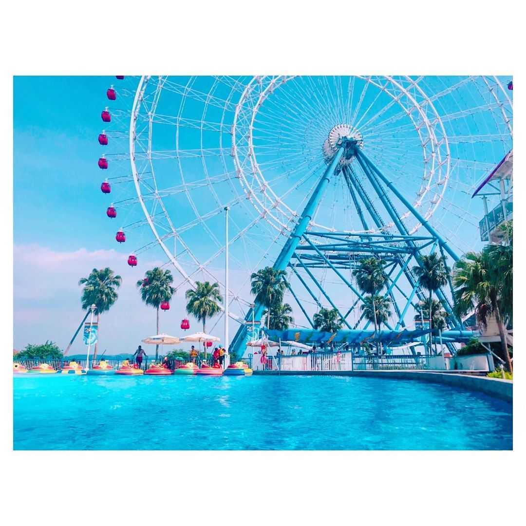 台中馬拉灣優惠門票 | 麗寶馬拉灣水樂園攻略:購票、設施、交通,比基尼玩水派對首選!