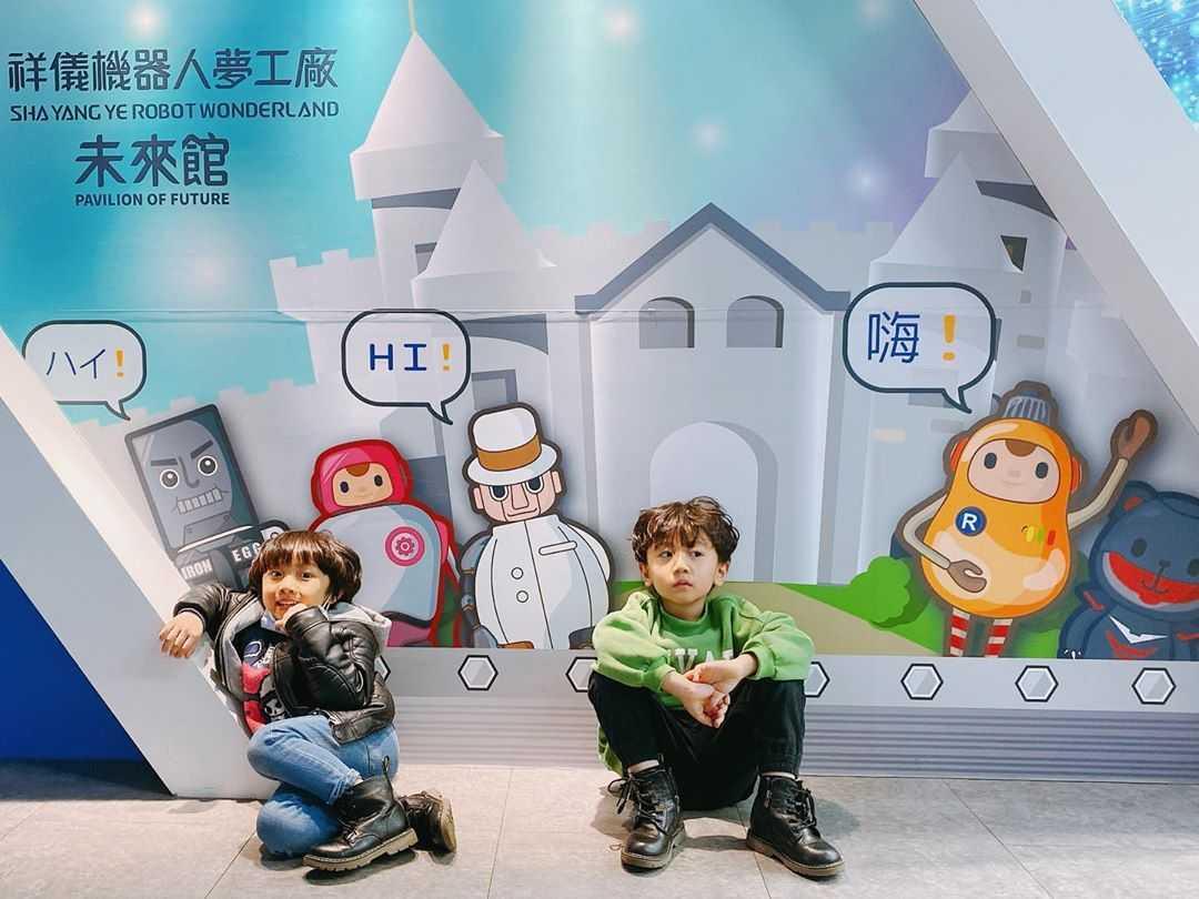 祥儀機器人夢工廠 | 全亞洲唯一機器人觀光工廠,組合屬於自己的機器人,親子DIY好好玩