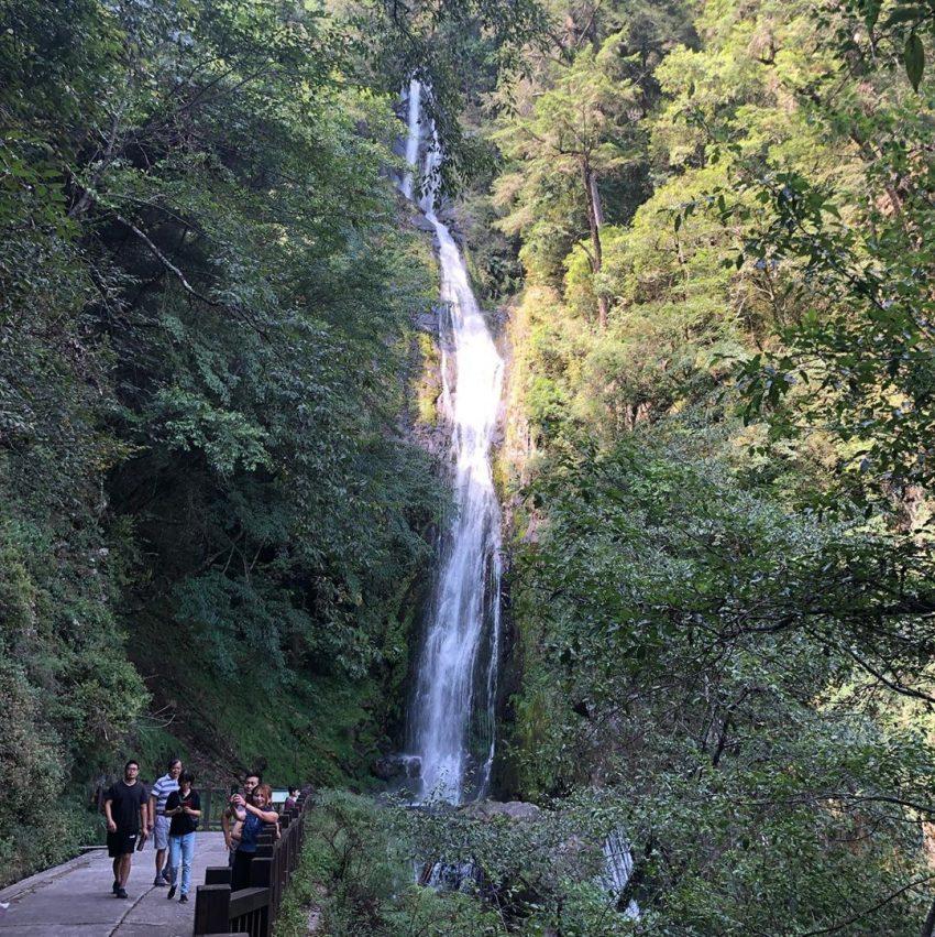 武陵國家森林遊樂區(桃山瀑布)