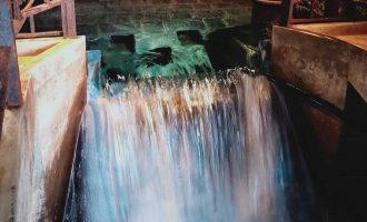 藍寶石水道