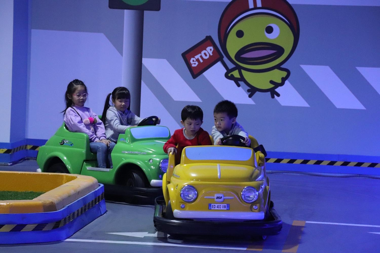 台中親子景點 TOP5 |小孩放風必備的台中景點推薦【室內雨天備案】