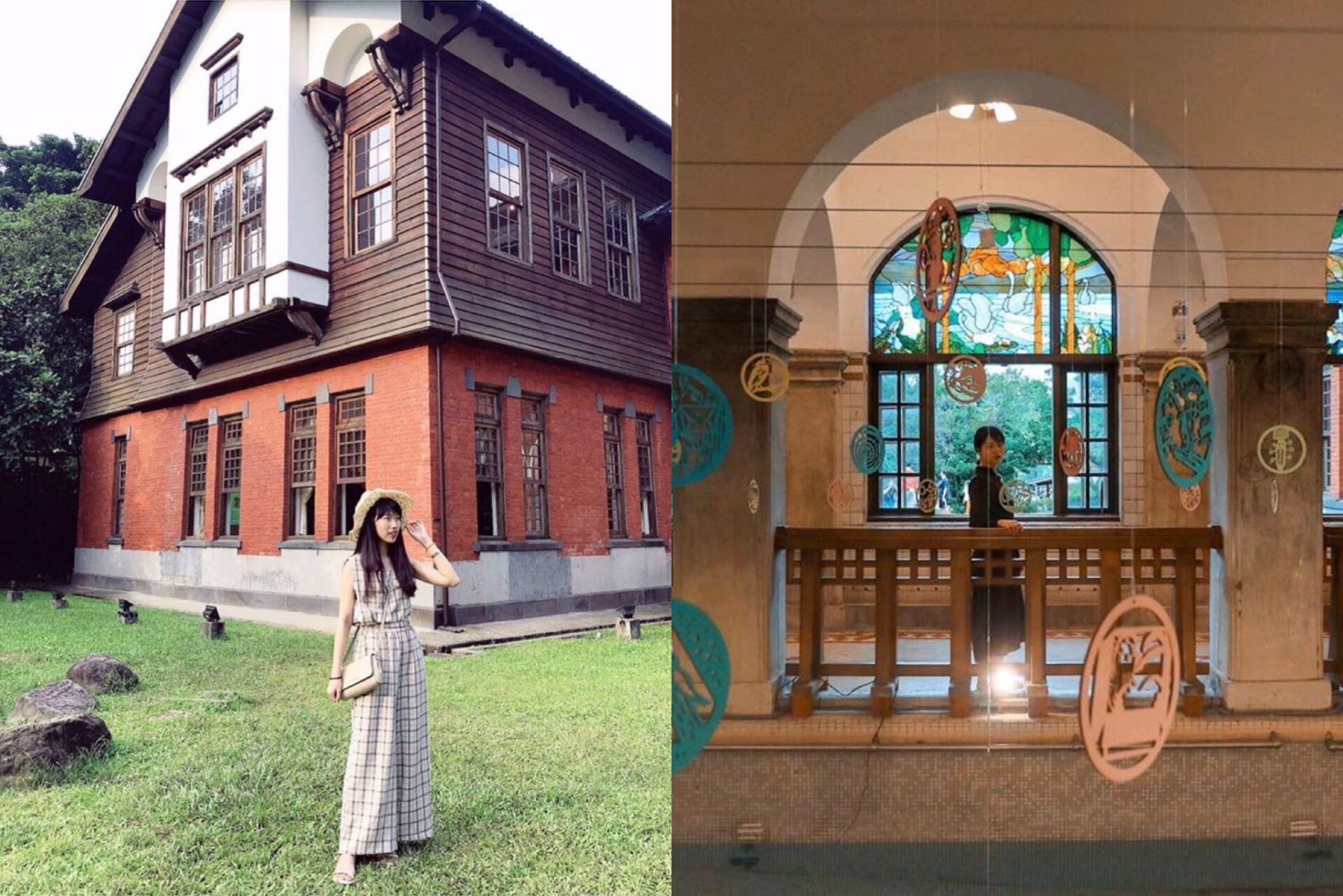 北投溫泉博物館 | 日式傳統建築北投著名地標|溫泉博物館深度旅遊攻略