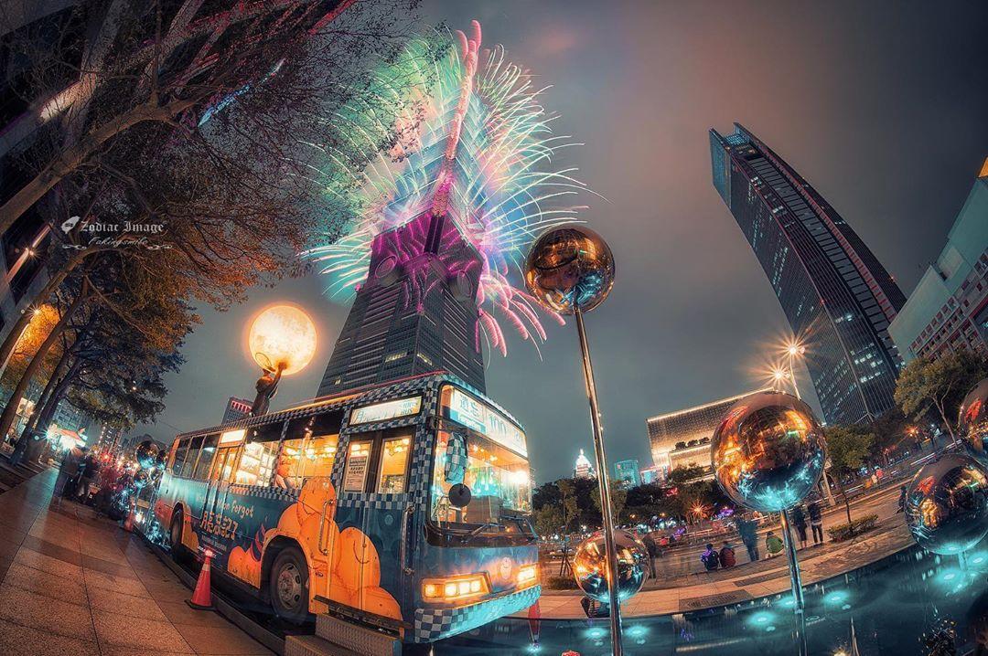台北跨年活動2021已宣佈,台北101跨年煙火照樣放,陪伴大家台北跨年2021