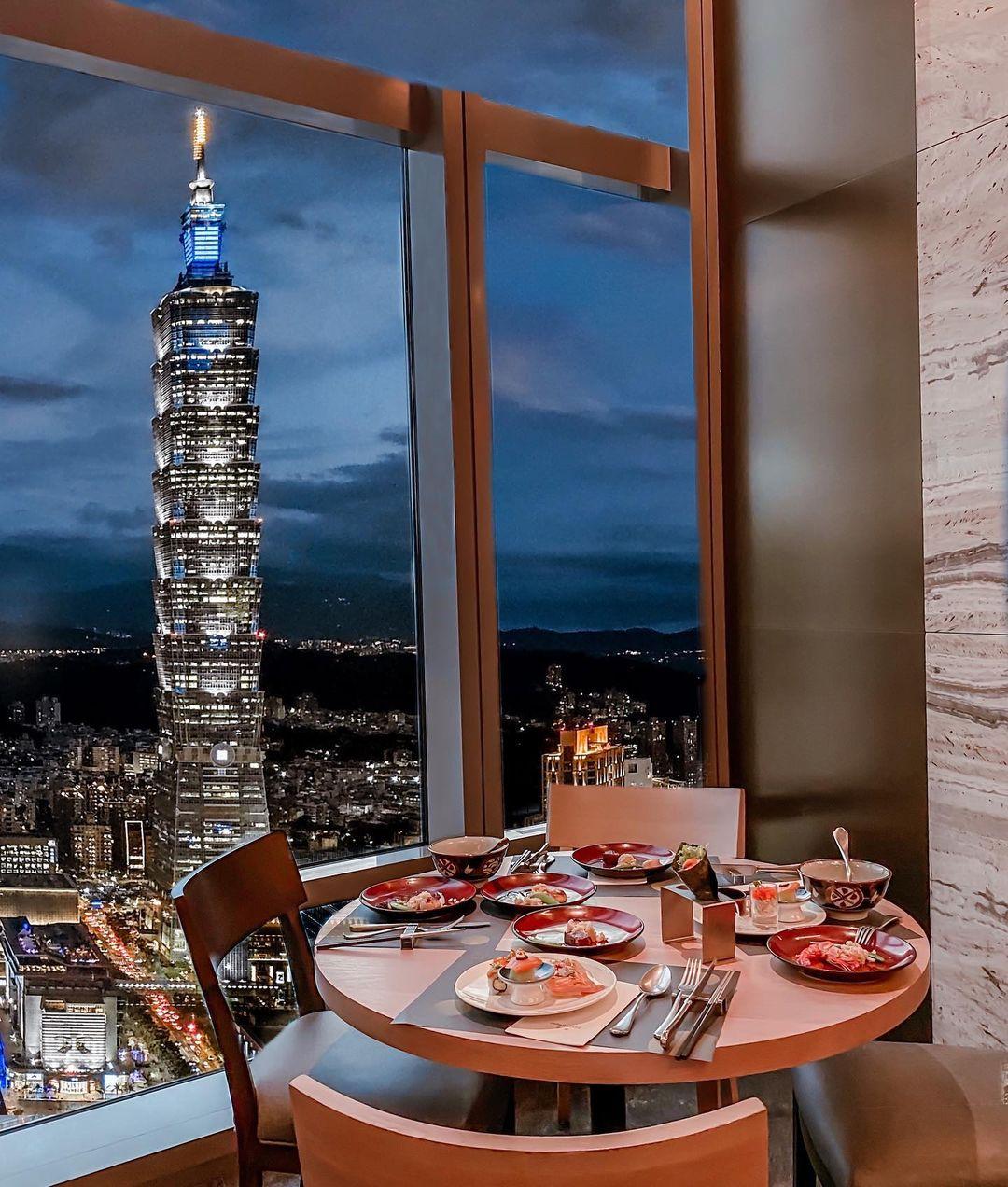 台北跨年2021活動,台北跨年餐廳2021推薦,101煙火最美觀賞地點,翠湖饗饗