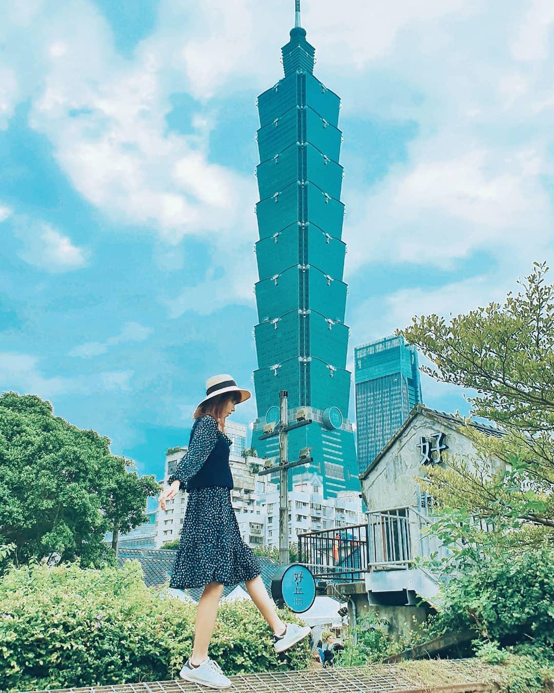 台北跨年2021活動,101煙火最美觀賞地點,四四南村