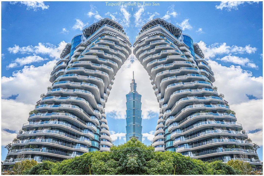台北跨年2021活動,15個101跨年煙火最美觀賞地點,陶朱隱園