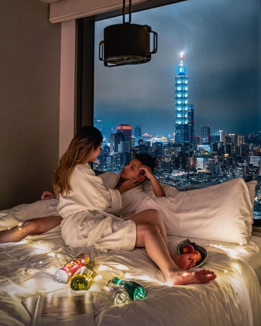 台北跨年2021,2021跨年煙火飯店住宿推薦,101煙火最美觀賞地點,遠東香格里拉
