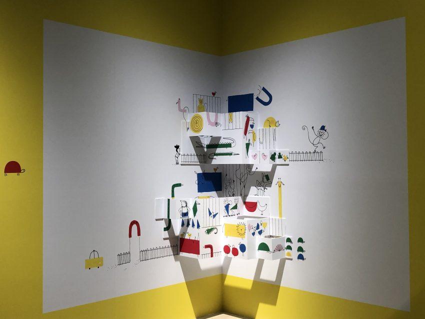 台南奇美博物館特展-紙上奇蹟2 真的是無所不彈