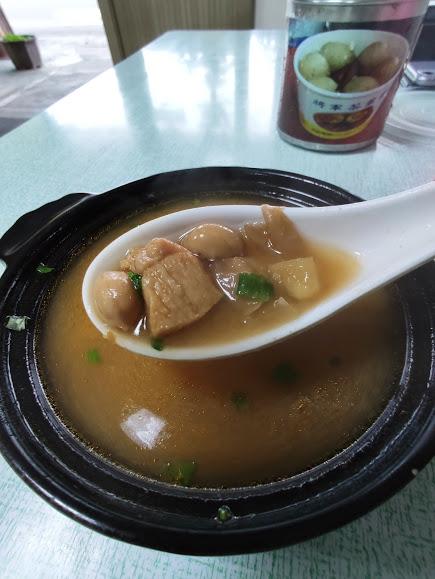 北宜公路茶葉蛋-八仙湯