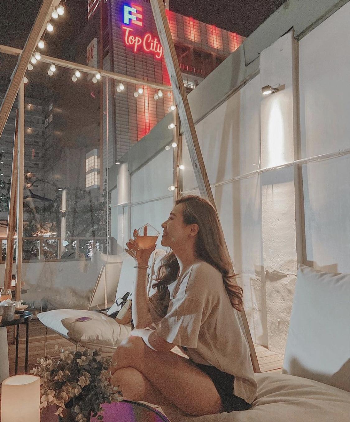 台中夜景餐廳