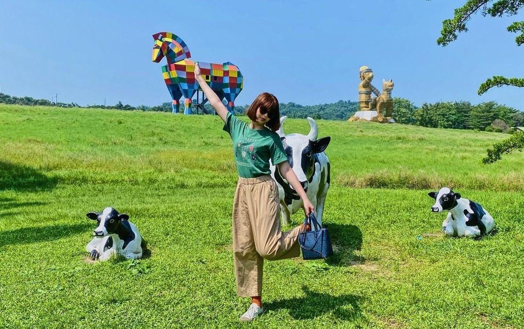 走馬瀨農場|台南親子景點|來媲美紐西蘭農場的大草原奔跑放鬆吧【露營區住宿、設施介紹】