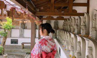 吉安慶修院 浴衣體驗