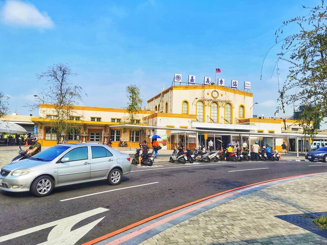 阿里山森林遊樂區交通攻略 嘉義火車站