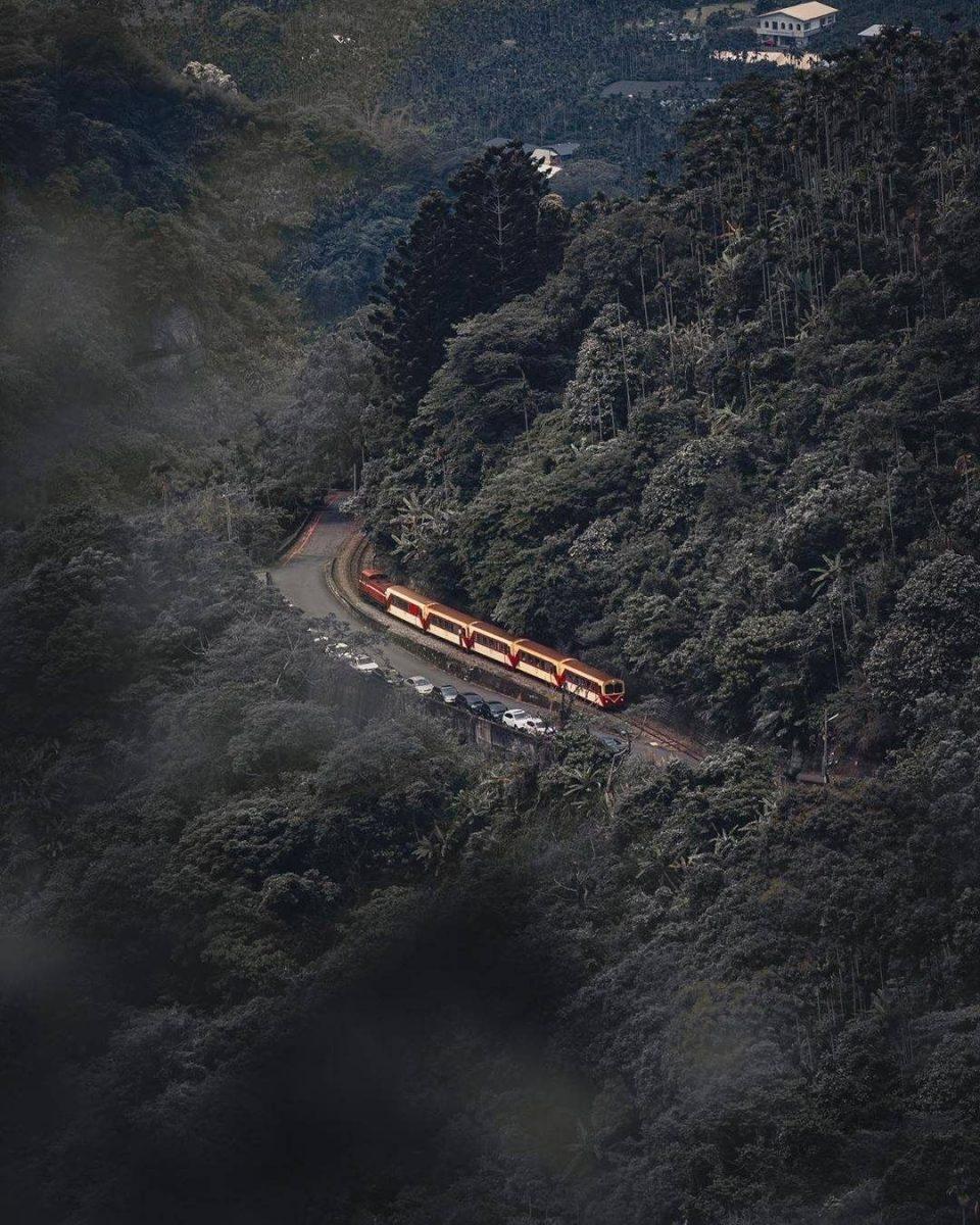 阿里山森林遊樂區交通攻略 阿里山鐵道
