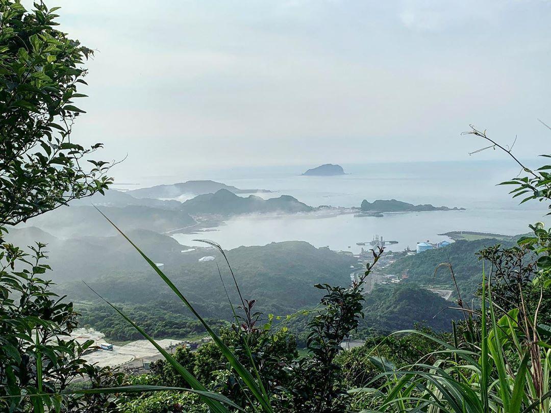 琉榔路觀光步道海景