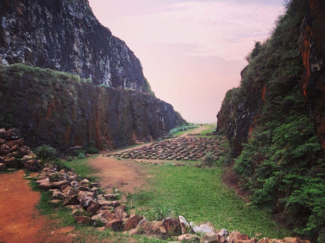 北部景點推薦TOP3 金瓜石地質公園