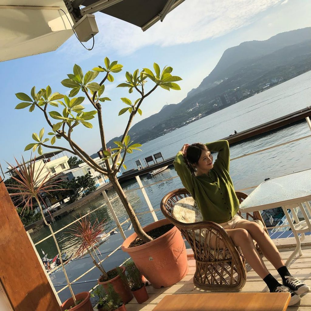 安克黑咖啡,淡水景點,淡水,淡水餐廳2020,淡水私房景點,淡水打卡景點
