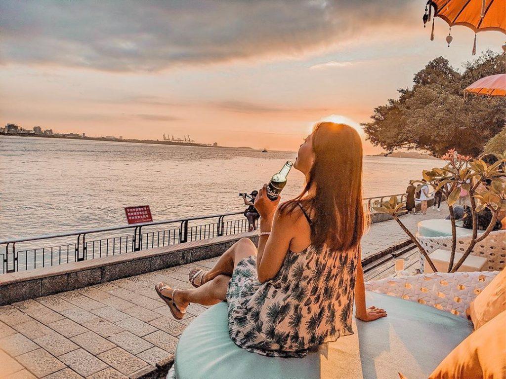 水灣Bali,淡水景點,淡水,淡水餐廳,淡水私房景點,淡水餐廳2020