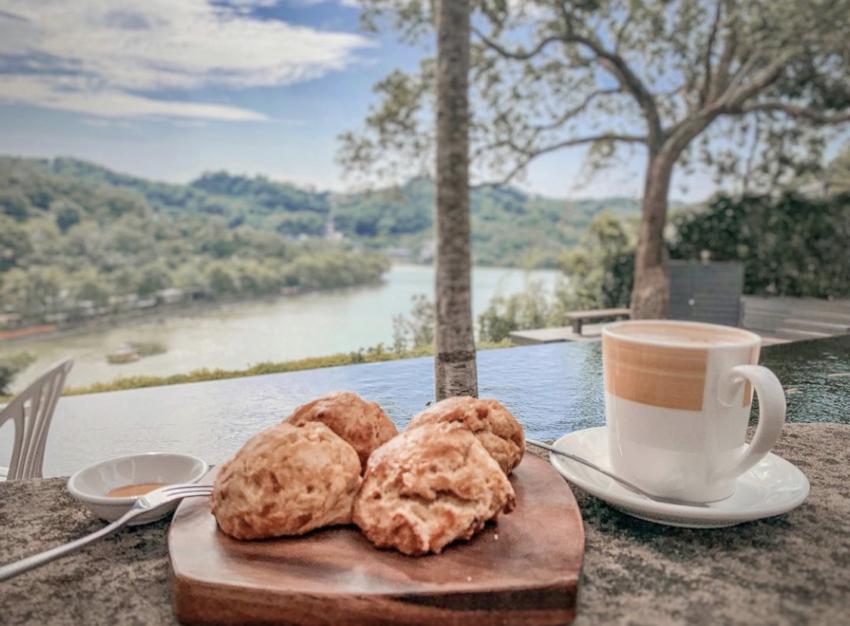 新竹景觀餐廳 |二泉湖畔咖啡