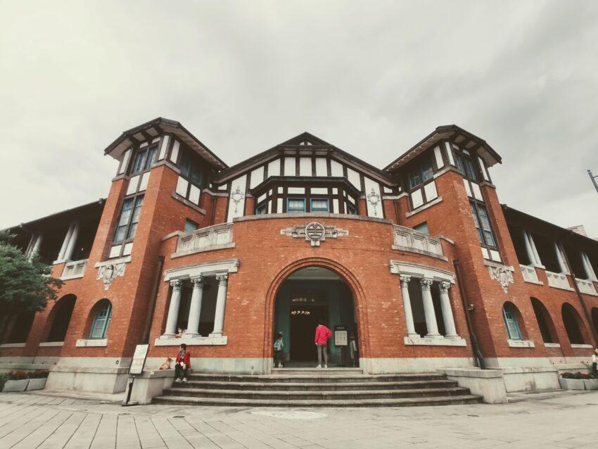 鐵道博物館-台北景點