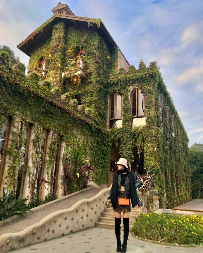 苗栗景觀餐廳|天空之城-天堂古堡